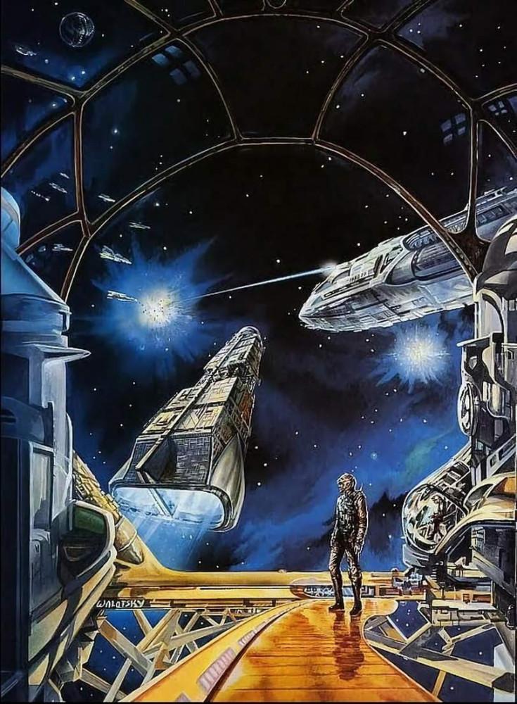 retro-science-fiction-разное-Ron-Walotsky-artist-6795408