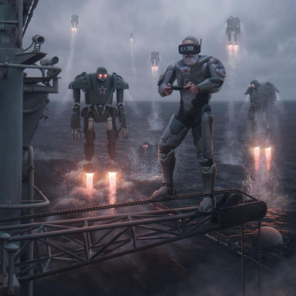 Лукоморье-Sci-Fi-art-евгений-зубков-6824875