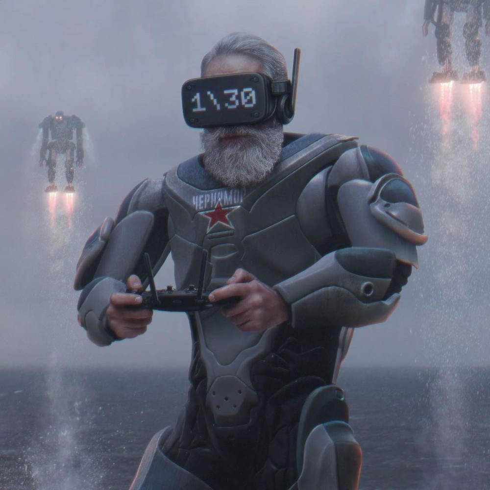 Лукоморье-Sci-Fi-art-евгений-зубков-6824878