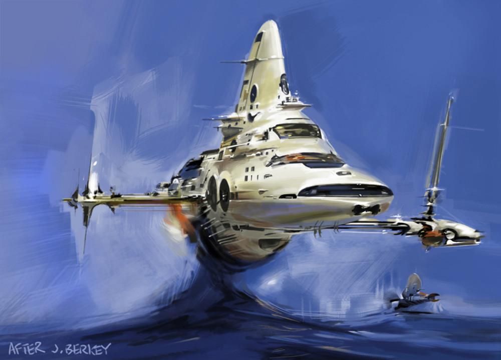 art-космос-корабли-фантастика-228068