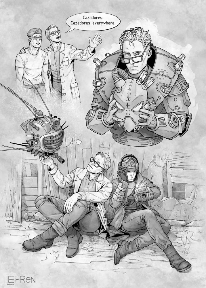 Arcade-Gannon-Fallout-персонажи-Fallout-фэндомы-6837892