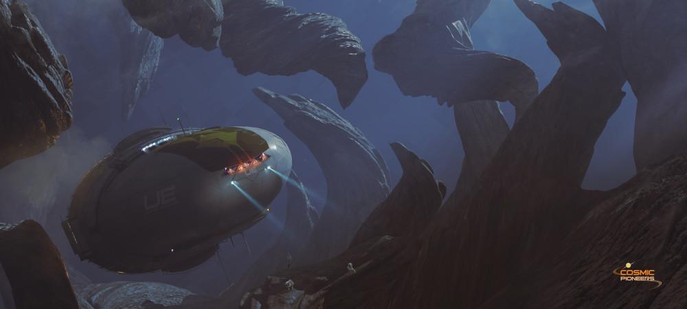 Sci-Fi-art-spaceship-Col-Price-6113561