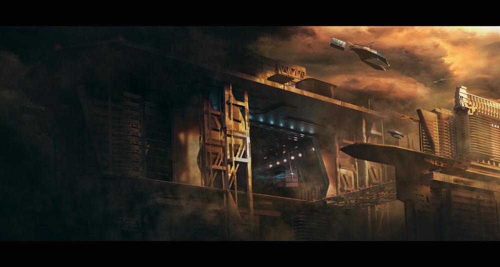 Sci-Fi-art-длиннопост-Dan-Kozachkov-6850627