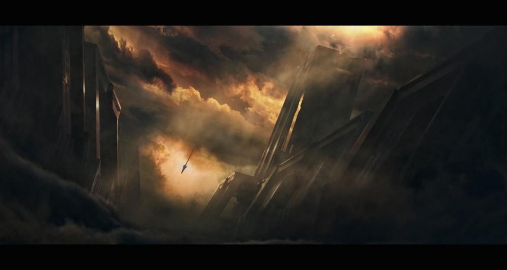 Sci-Fi-art-длиннопост-Dan-Kozachkov-6850631