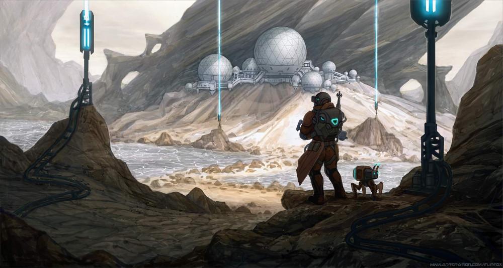 si_FlipFox-Sci-Fi-art-красивые-картинки-6887743