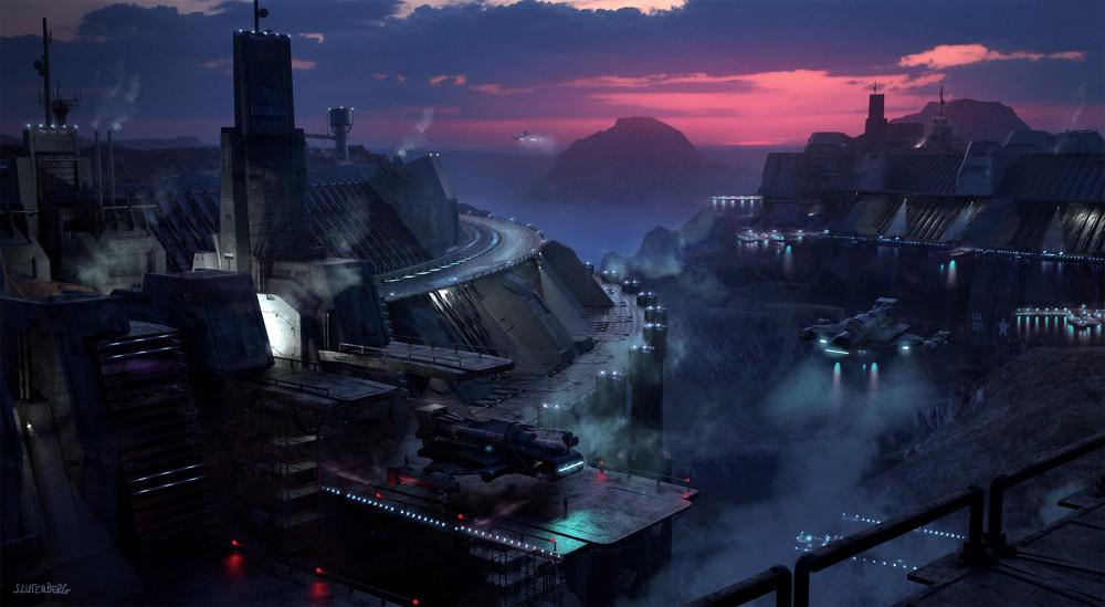 si_красивые-картинки-art-Sci-Fi-spaceship-6917360