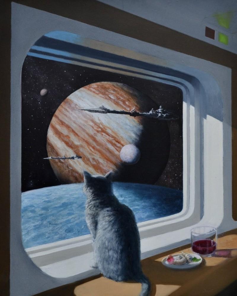 космос-котейка-будущее-песочница-842952