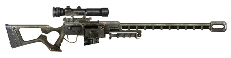 reservist rifle