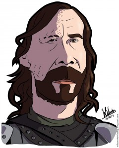 caricature-game-of-thrones-the-hound