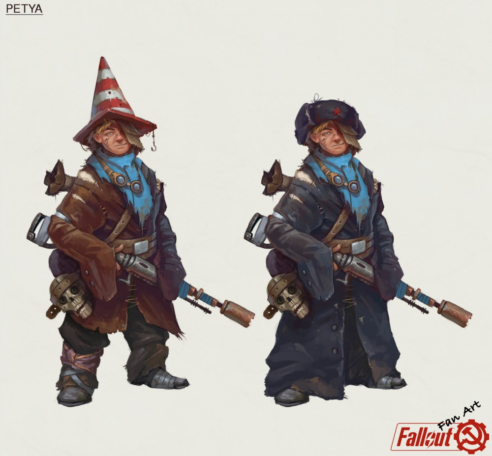 Fallout-фэндомы-Fallout-art-Tony-Sart-5155438