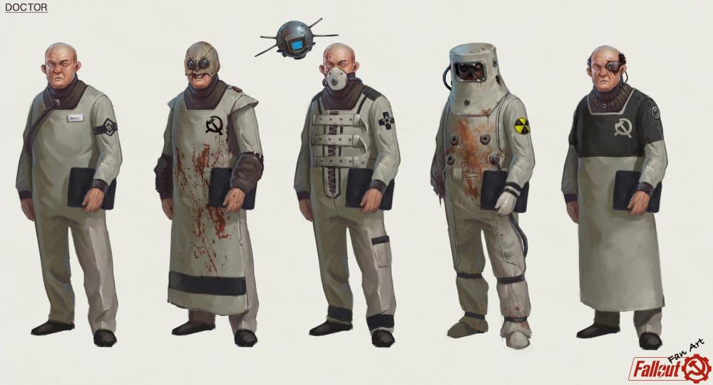 Tony-Sart-artist-Fallout-фэндомы-5146105
