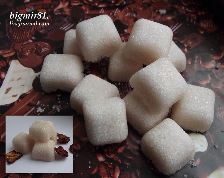 Как сделать сахар фруктовый