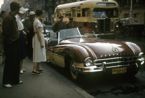 Автомобиль «Ленинград»