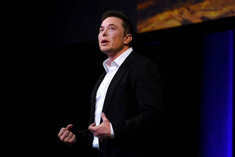 Musk In Adelaide