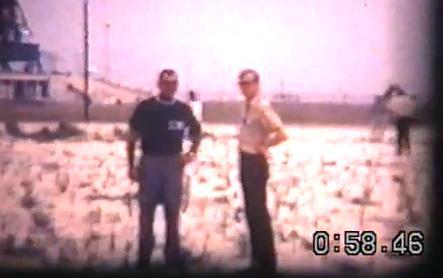 Ракета летит на Луну? - любительское видео старта Аполлон-11