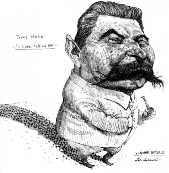 why did stalin s terror begin