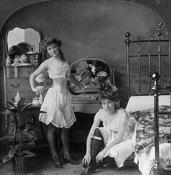 проституток xix век фото