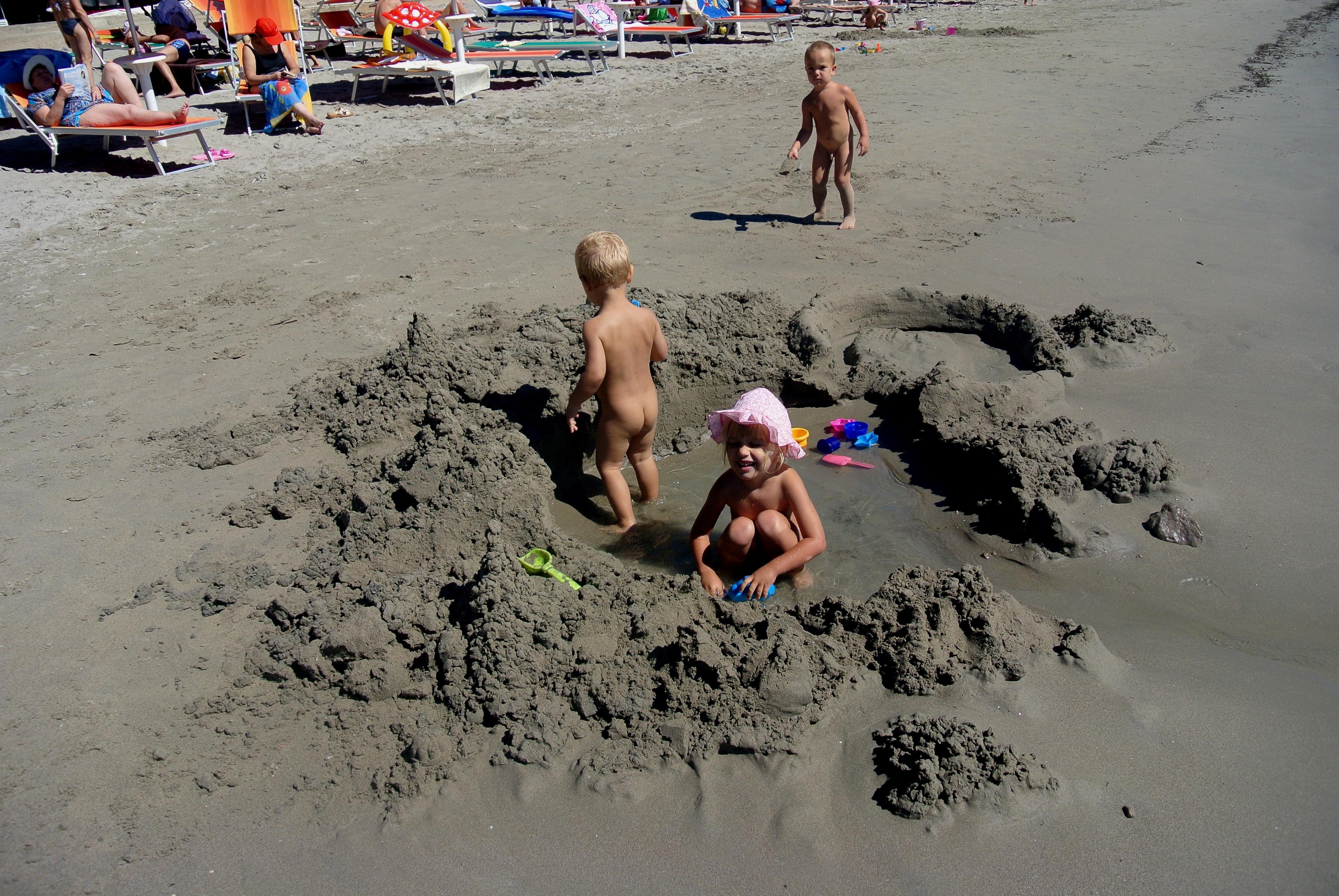 Фото русских на пляже 21 фотография