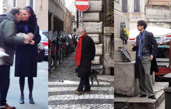 стильные итальянцы