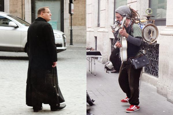 монах и музыкант