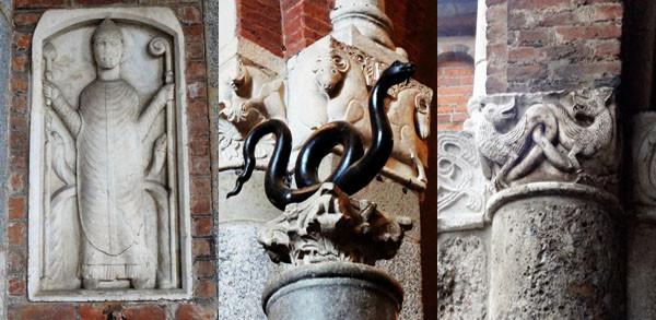 символы в церкви