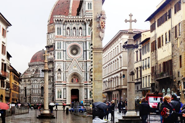 собор и площадь