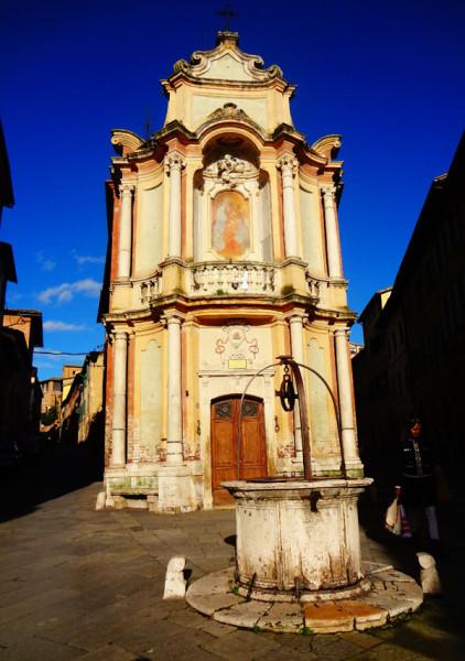 церковь улитки