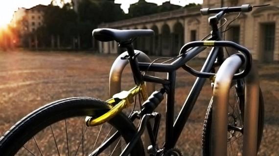 запорная система для велосипеда