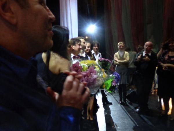 на-сцене