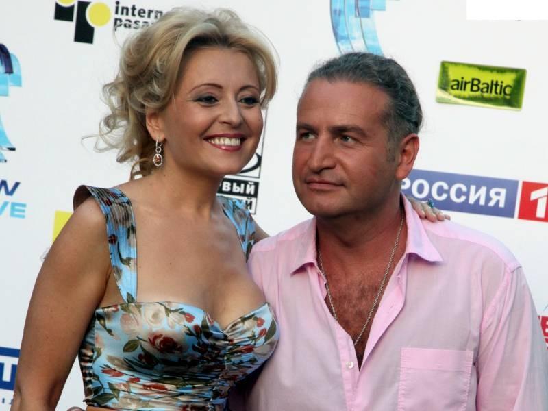 Леонид Агутин и Анжелика Варум дадут концерт в Самаре 22 сентября