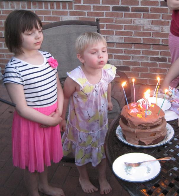 Julie Is Five