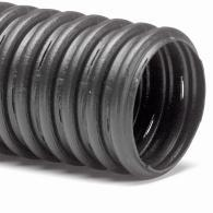 "4"" x 10' black, corrugated pipe"