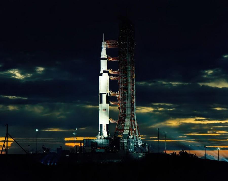 Чем знаменита ракета сатурн 5