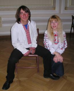 З Василем Лютим