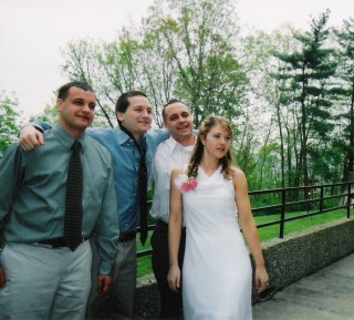 After Wedding reception