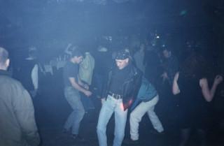 dancing @ violent playground