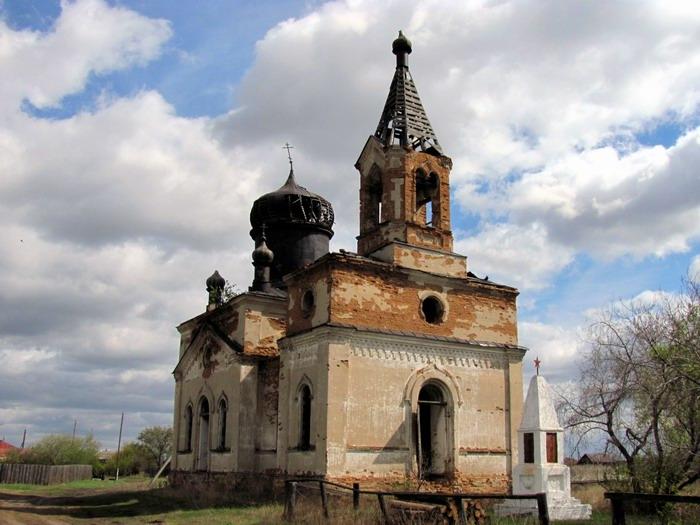 Pallas way in Kurgan region 2012 232