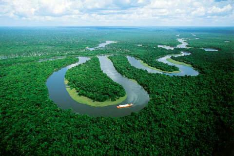 Самые выдающиеся реки мира