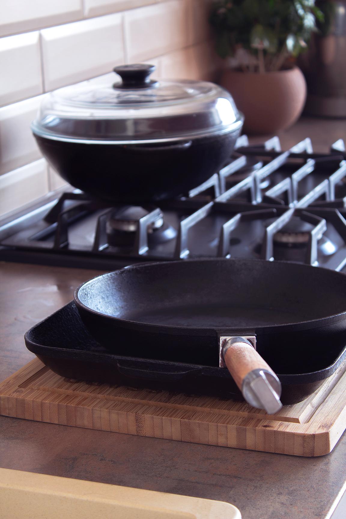 Кухонное закулисье