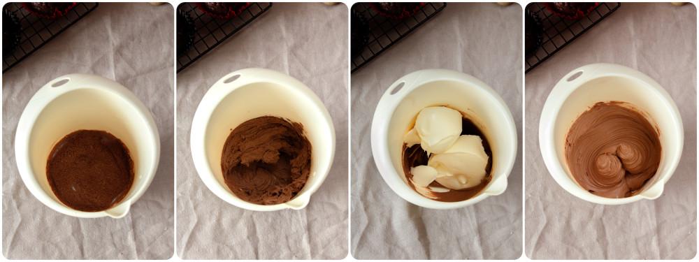 2 года и Шоколадно-кокосовые маффины