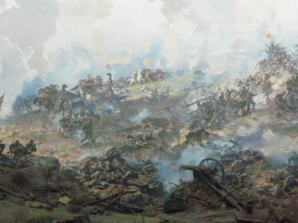 Третья атака Плевны1