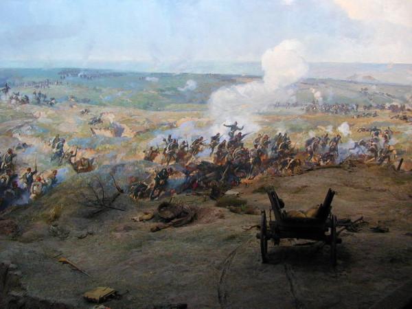 Третья атака Плевны2