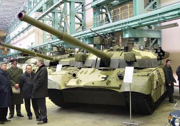 Т-84 Оплот