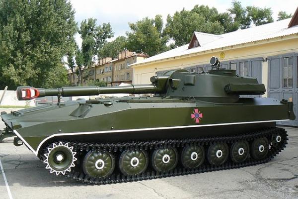 122-мм гаубица «Гвоздика»