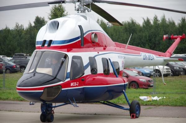 легкий многоцелевой вертолет МСБ-2