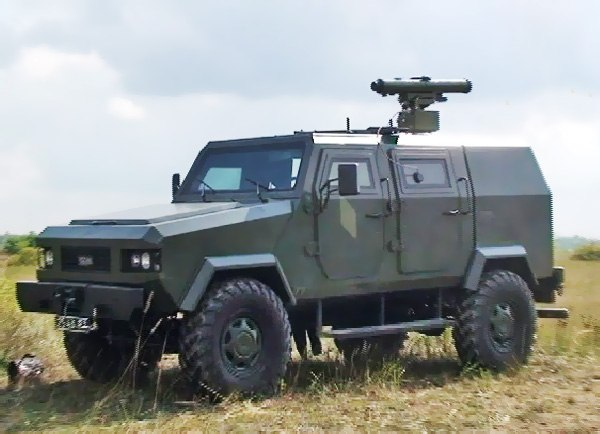 боевой бронеавтомобиль