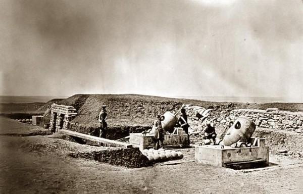 batteries-Crimean-Mortar-War