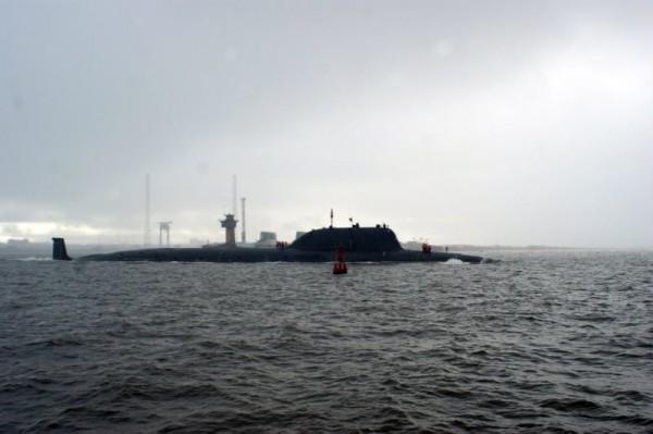 ПЛА К-329 Северодвинск