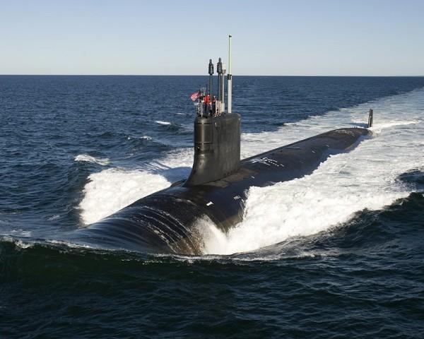 ПЛА SSN-782 Миссисипи
