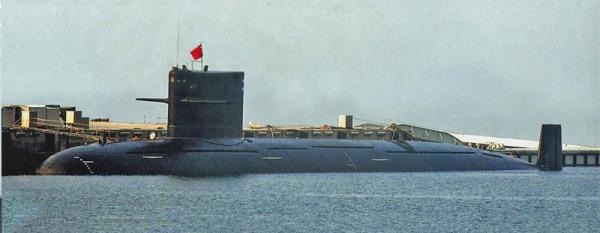 ПЛА типа  093 «Шань»